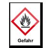 Etiketten gemäß GHS / CLP
